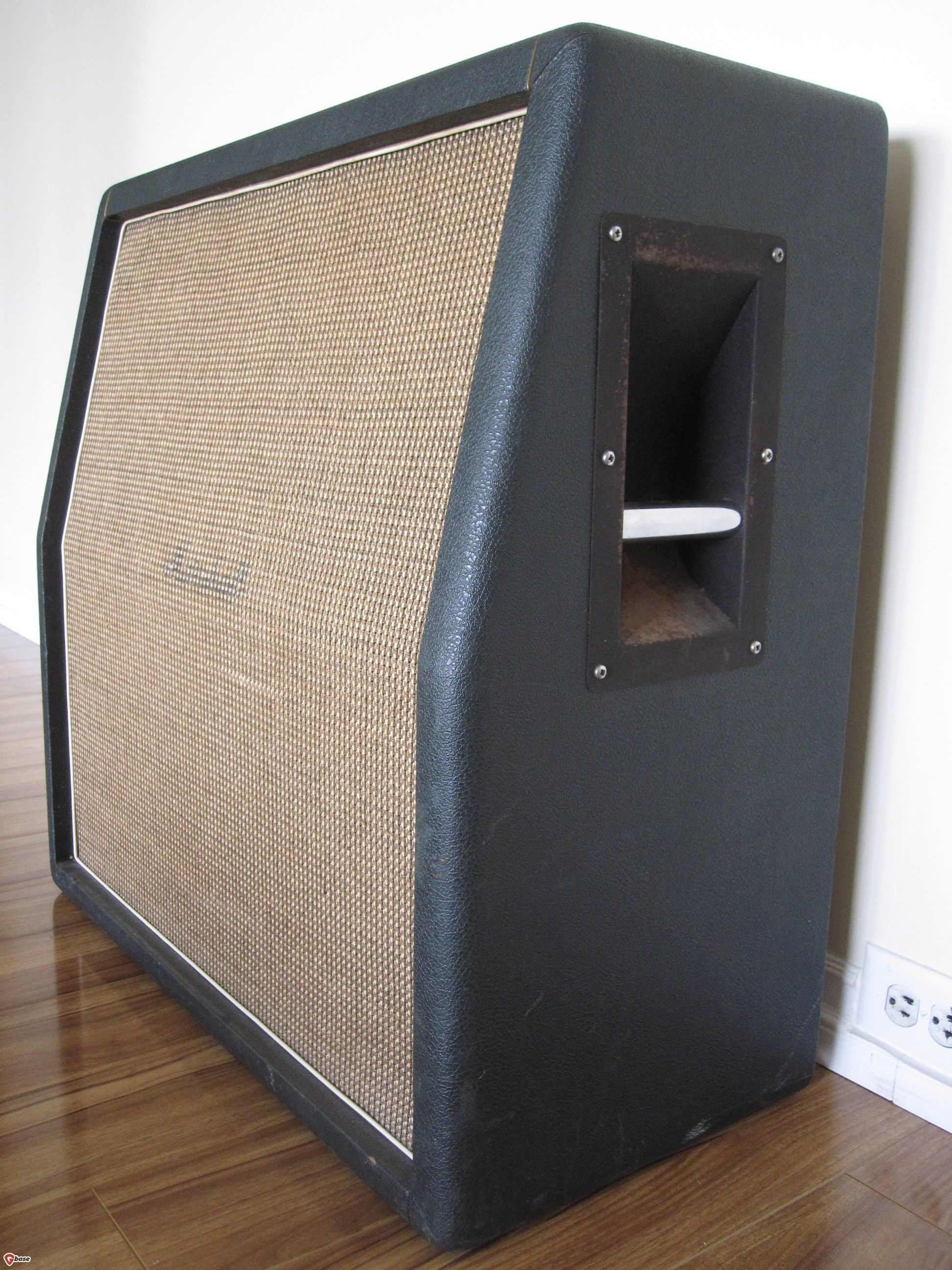 1969 Vintage Marshall 4x12 1960A CELESTION PLEXI CABINET > Speaker ...