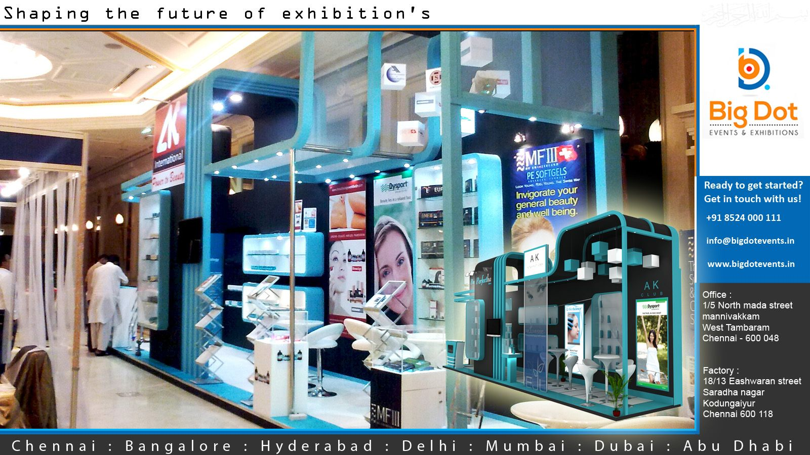 Exhibition Stall Manufacturer In Chennai : Exhibition stall fabricators in chennai exhibition stall design