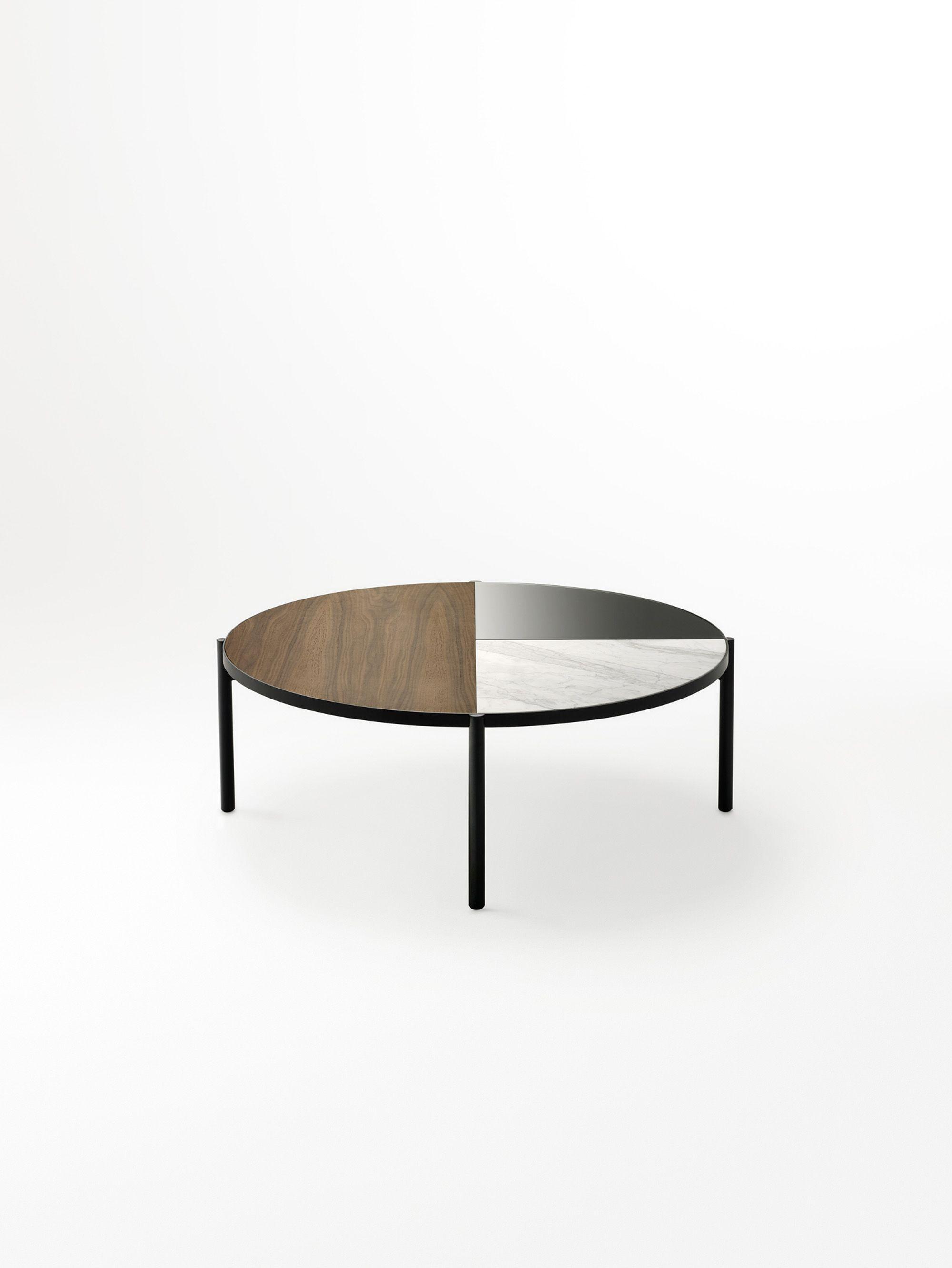 Noon Table Tri Cut Ross Gardam Melbourne Australia Coffee Furniture
