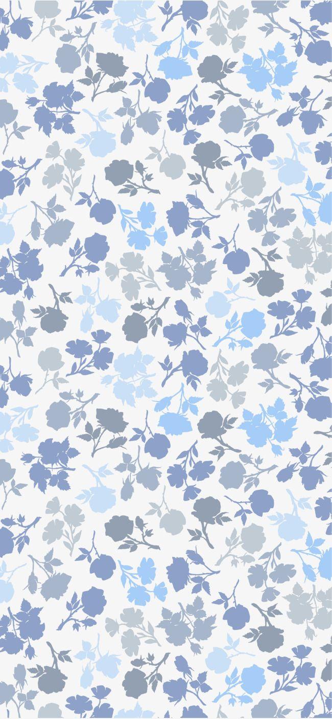 Flores azuis,Fundo fresco,Plantas de Flores,A Textura.,Lindas Flores,Padrão de Flores from pt.pngtree.com