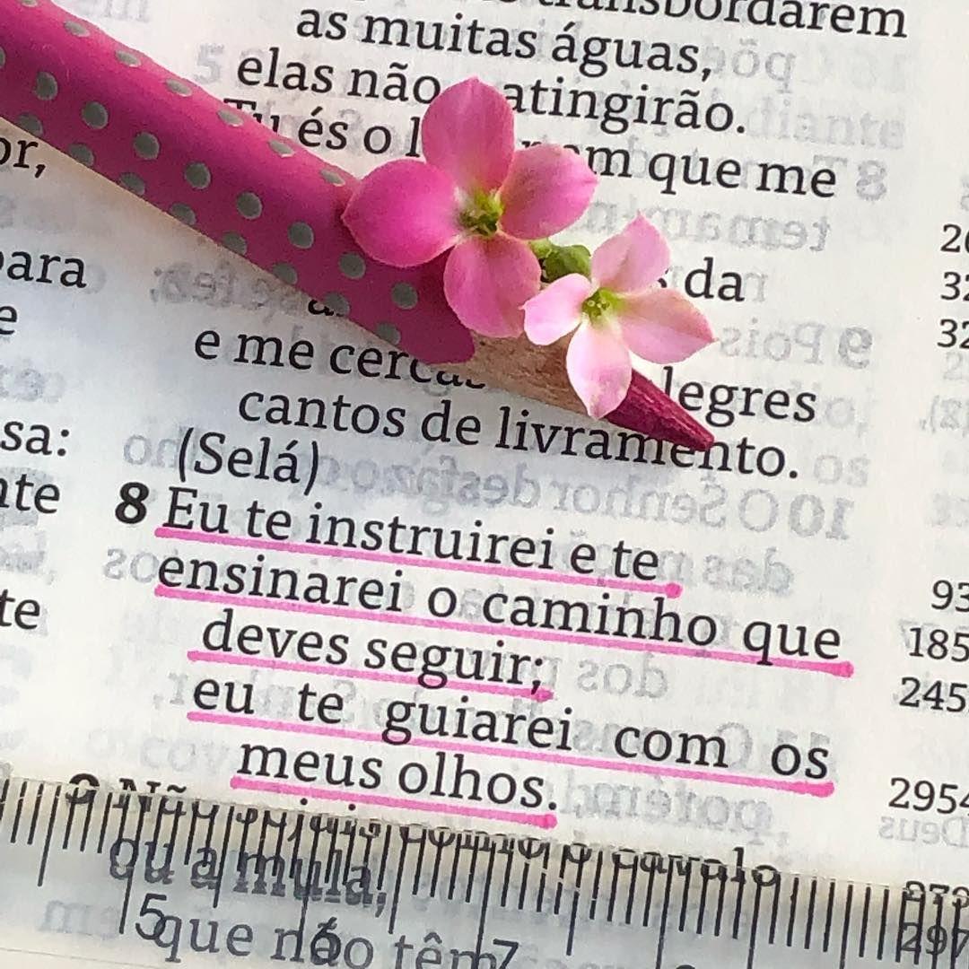Salmos 32 8 Deus Nunca Nos Condena Por Nao Sermos