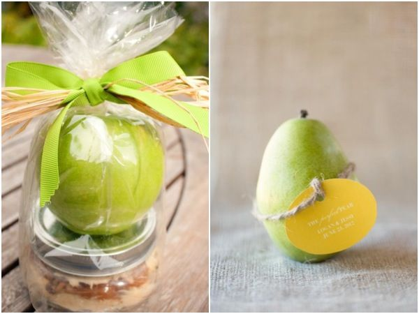 Leave Your Guests Happy: Crazy, Creative Wedding Favors