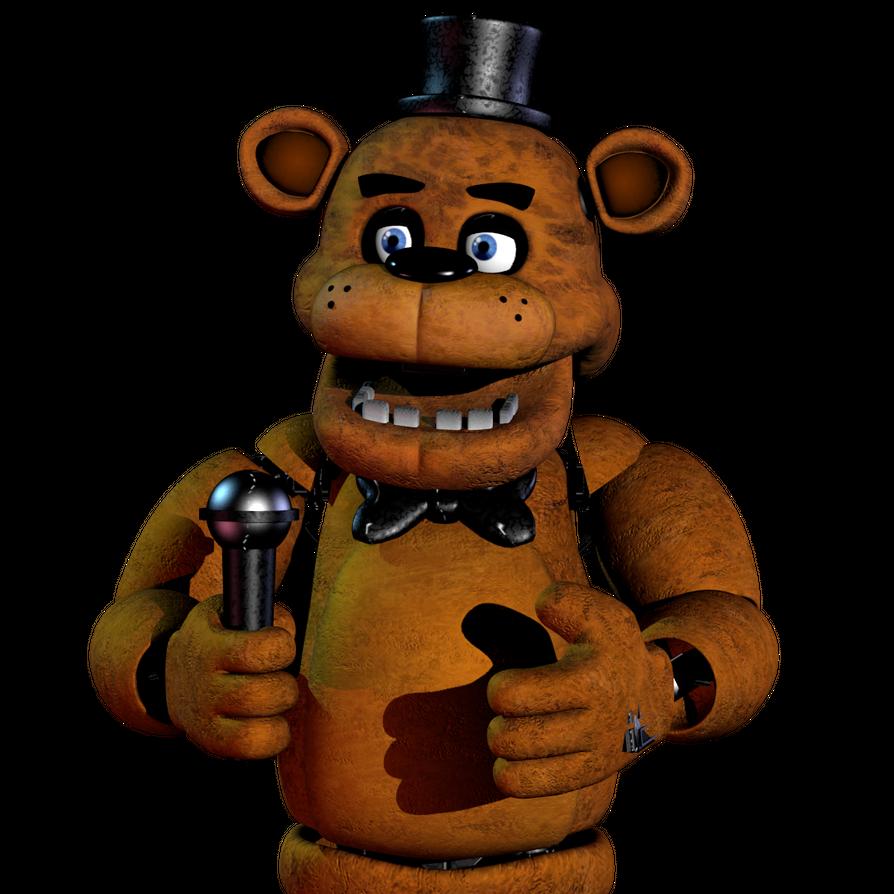 Freddy By Thudner On Deviantart Fnaf Fnaf Characters Freddy Fazbear