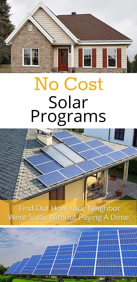 U S Launches No Cost Solar Program For Middle Class Homeowners Solar Panels Solar Home