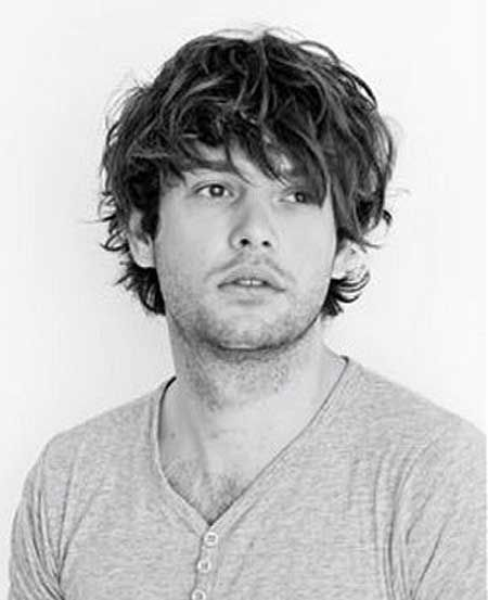 Messy wavy hair men | For Damien | Pinterest | Wavy hair men, Messy ...