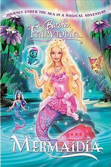 Barbie Fairytopia Mermaidia Barbie Fairytopia Mermaid Movies