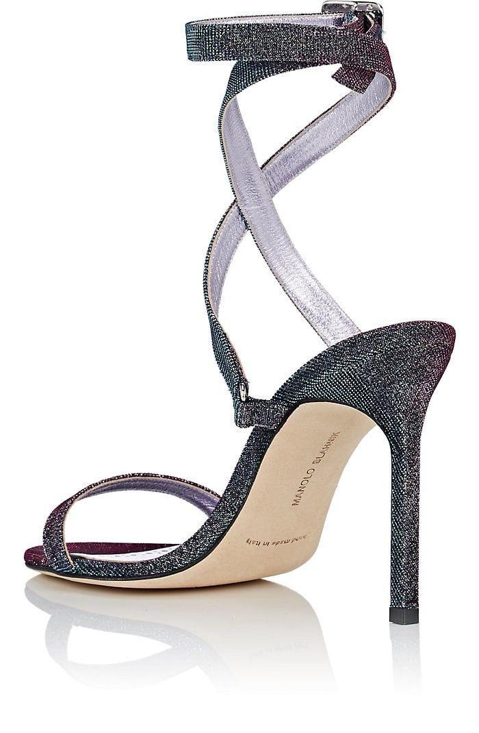 Manolo Blahnik Newfi Sandals in . R63cU
