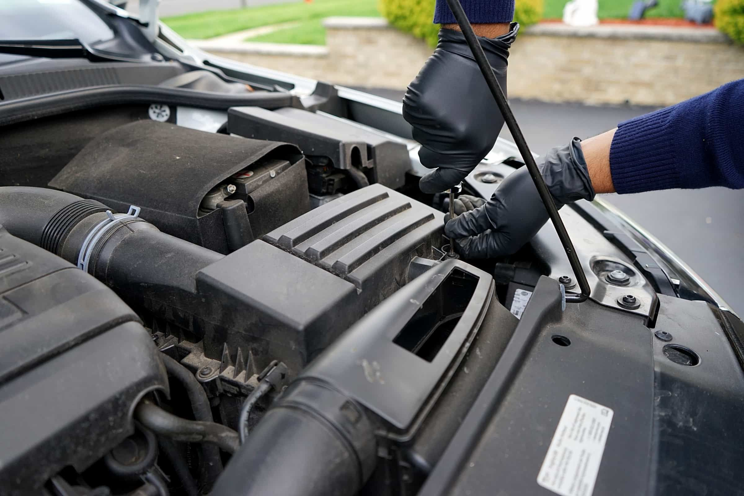 Basic Maintenance Engine Air Filter 2015 VW JETTA 1.8T