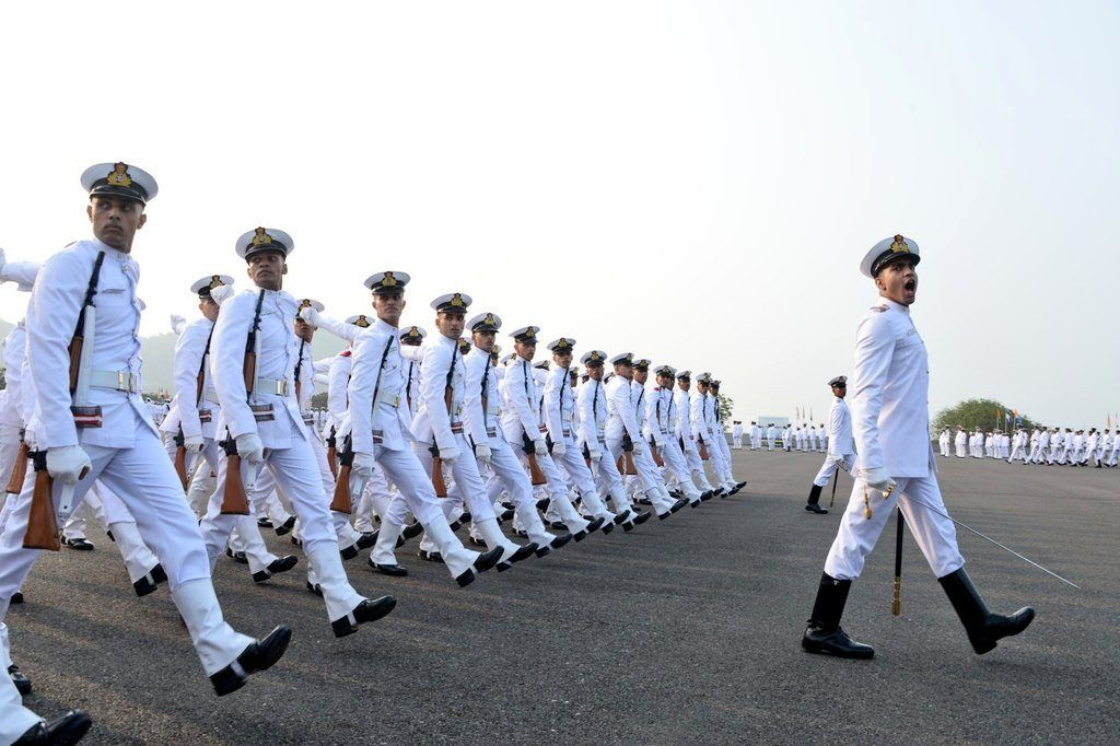 Indian Naval Academy Passing Out Parade 30 Nov 2019 Naval Academy Naval Coast Guard Ships