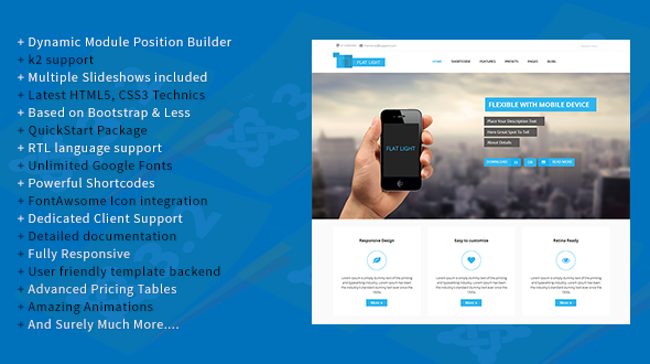 Pin by Barry Rose on CMS Themes Joomla templates