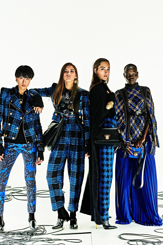 Balmain Pre-Fall 2017 Collection Photos - Vogue Automne 2017, Mode Automne,  Automne 65e8a6608cb2
