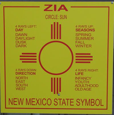 State State Symbols New Mexico Nm Pinterest Las Cruces And Scenery