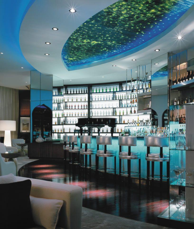 Shangri-La Barr Al Jissah Oman, Al Bandar Hotel Piano Lounge