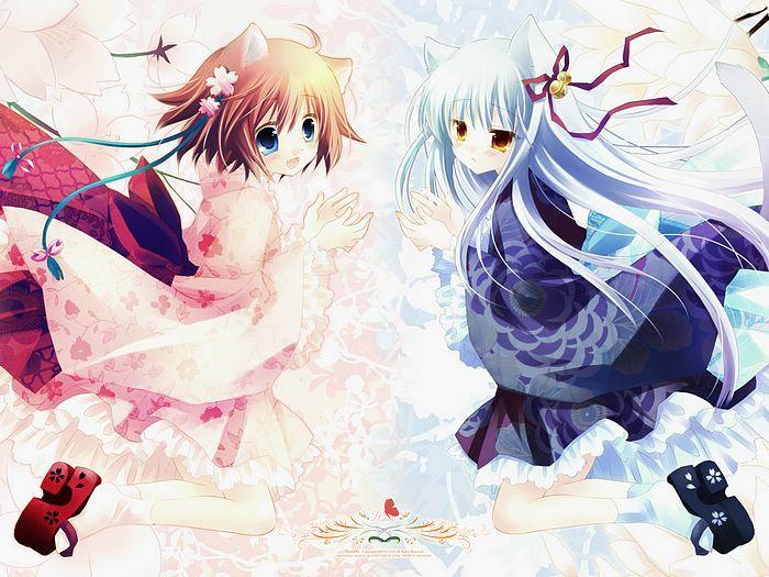 Charming Anime Girls Ideal Female In Japanese Anime Wallcoo Net Anime Hd Anime Wallpapers Anime Art