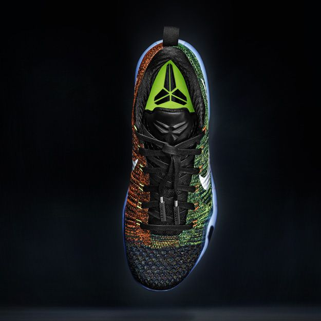 huge discount dbe76 ee111 Nike Kobe 10 Elite Low HTM Multicolor