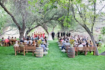 Van Dickson Ranch Wedding Photo From Daniel Katies Collection By Brooke Photography