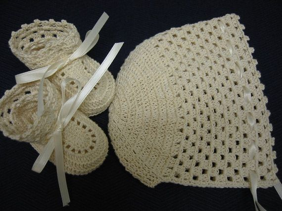 Pin On Baby Hat And Booties