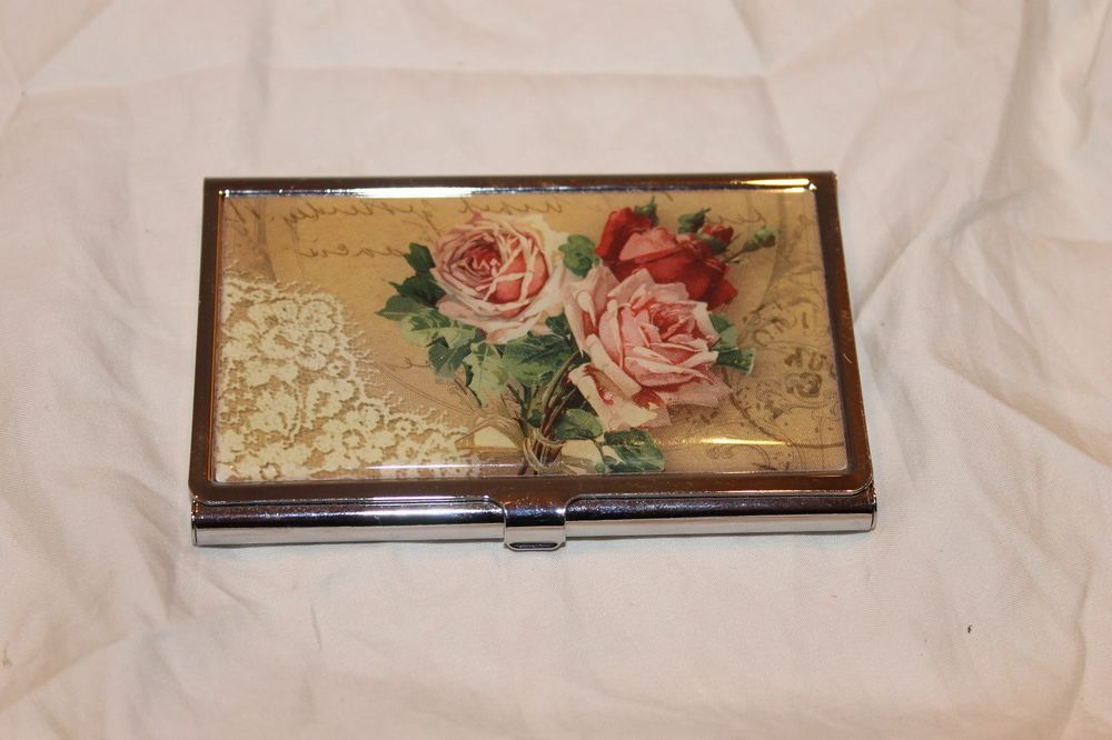 Vintage Flower Business Cards Gallery - Card Design And Card Template