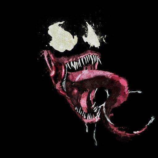 Pin by Deadpool on Venom | Marvel venom, Venom tattoo, Splatter art