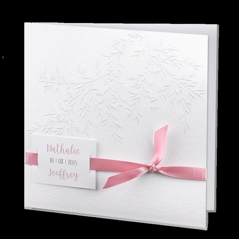 Einladung Hochzeit Breite Spitze Altrosa Karte Hochzeit Hochzeitseinladung Einladungen Hochzeit