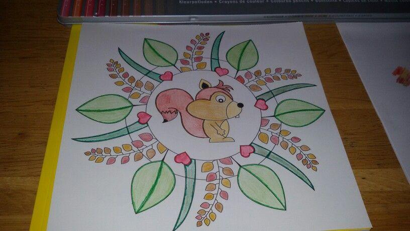 Eekhoorn mandela