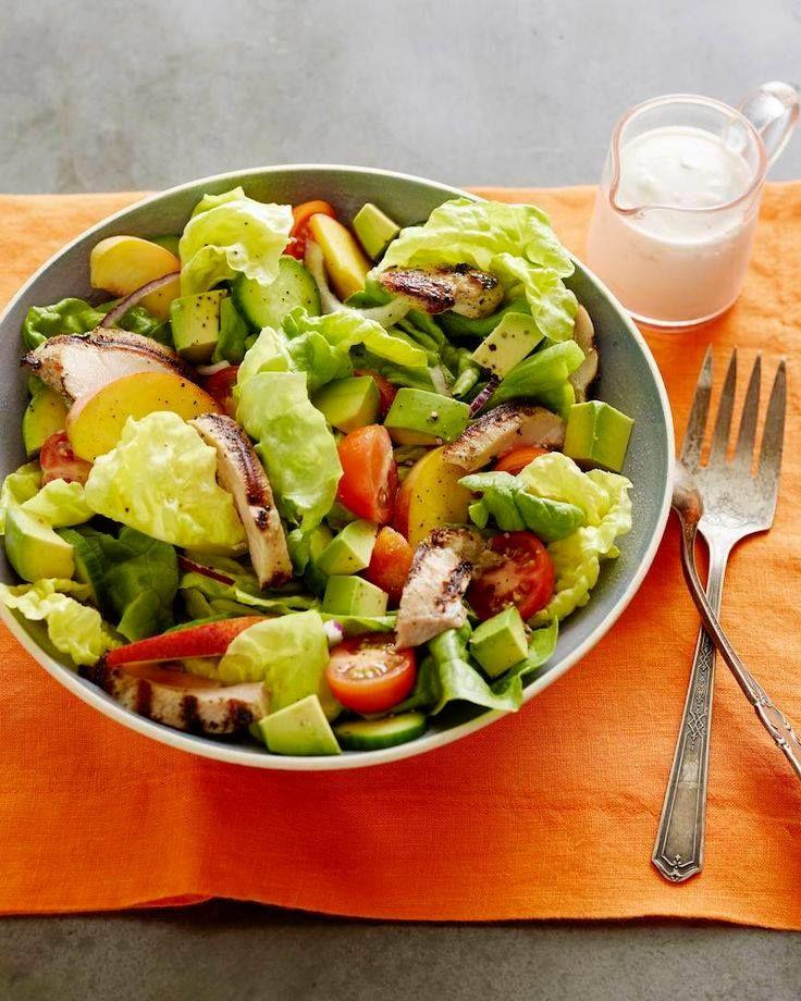 Insalata verde pollo avocado pomodoro salato for Cucinare edamame