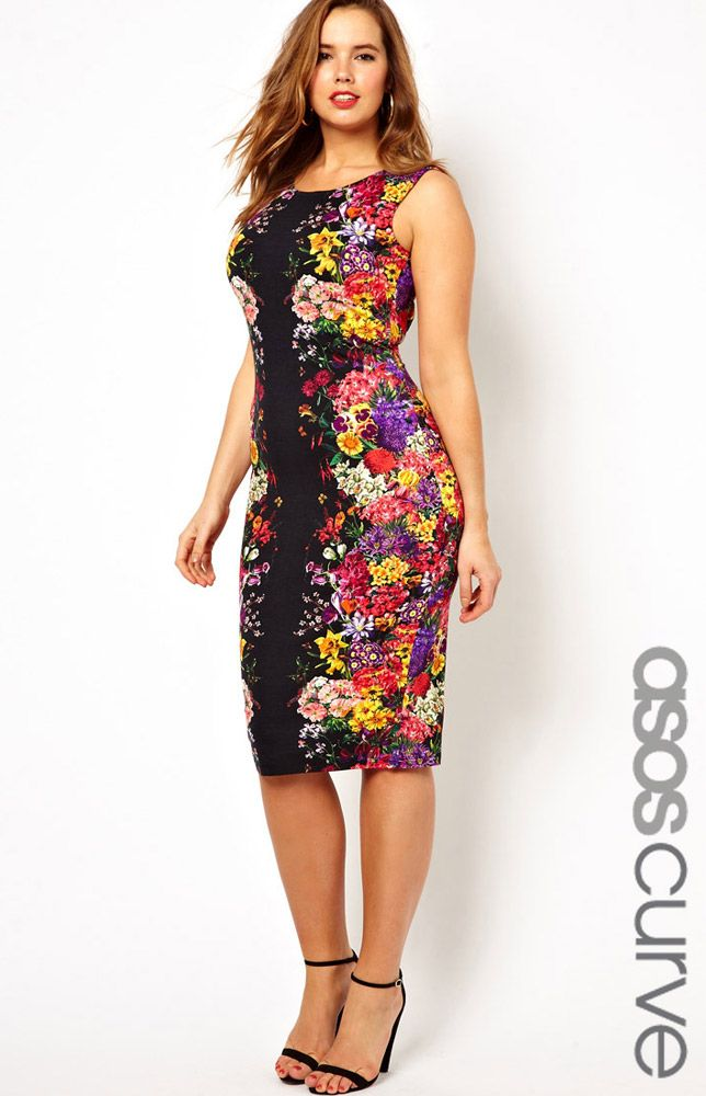 Felicity Hart Plus Size Summer 2013 Dress Picks From Asos Curve