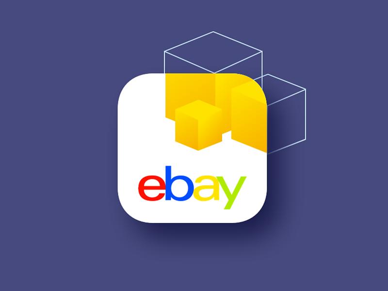 Ebay Ebay Mobile Icon Icon Design