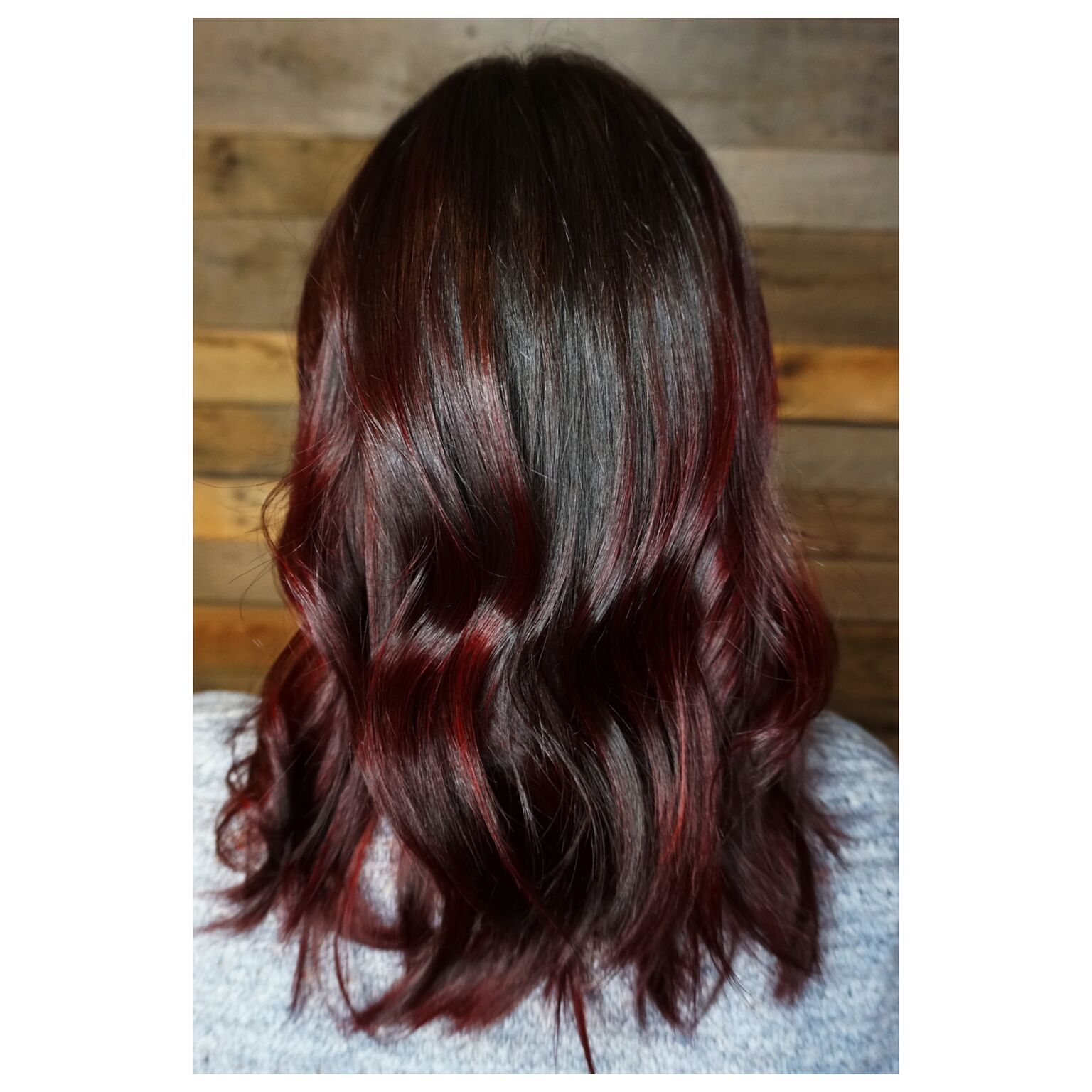 Cherry Chocolate Aveda Red Head Reds In 2018 Red Chocolate