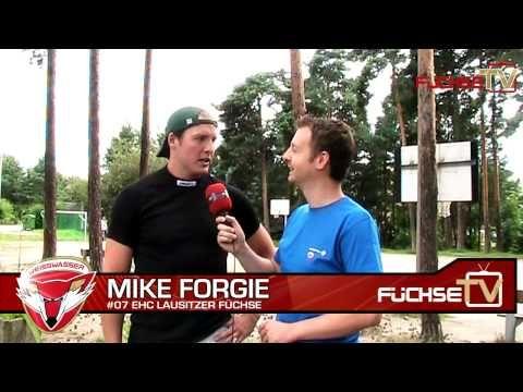 Mike Forgie, BSI Athlete
