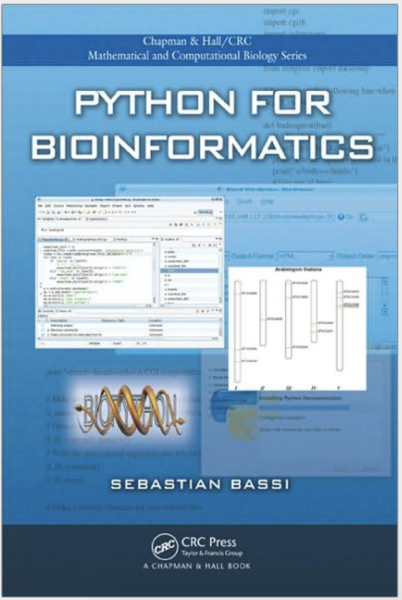 Python for Bioinformatics eTextbook | Tehnologie | Biology