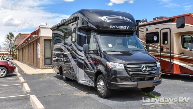 2020 Thor Motor Coach Synergy Sprinter Class C Motorhomes Used