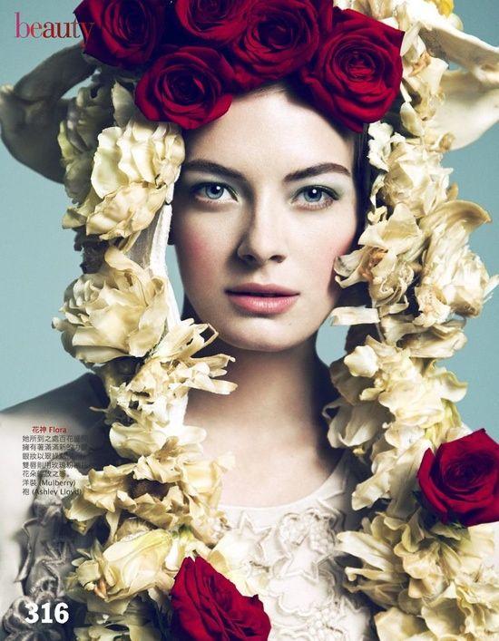 , Vogue Taiwan  April 2012  Photographer: Yossi Michaeli, Hot Models Blog 2020, Hot Models Blog 2020