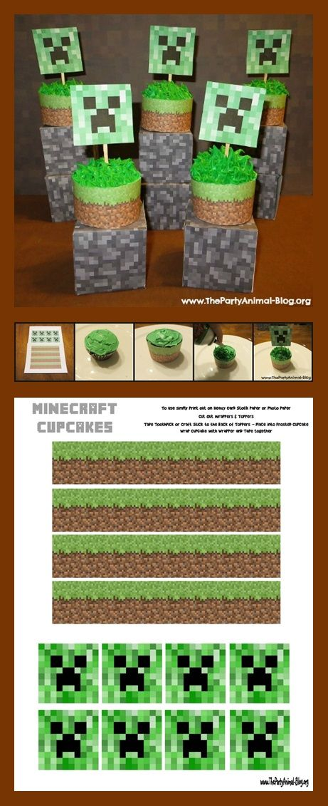 Free Printable Minecraft Images