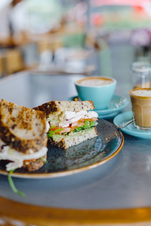 Merriweather Cafe Restaurant And Food Website Design Using