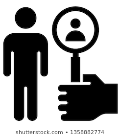 Headhunter Isolated Vector Icon Which Can Easily Modify Or Edit Background Black Business Button Concept Design F Malevich Pictogram Vector Icons