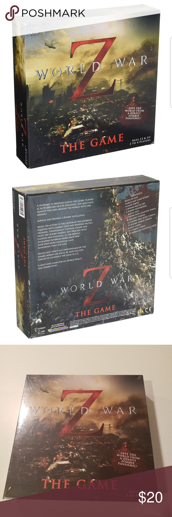 World War Z Collectors Edition War World War World Party