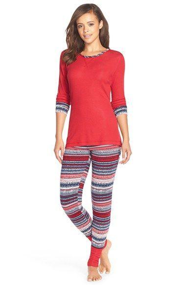 78252fde7dc4 Splendid Cozy Pajama Set