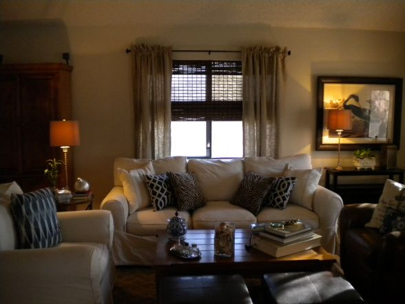 manufactured home decorating ideas modern cottage style casual living rooms and living rooms. Black Bedroom Furniture Sets. Home Design Ideas