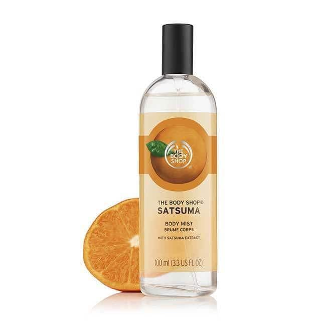 Satsuma Energising Gel Lotion In 2020 The Body Shop Lotion
