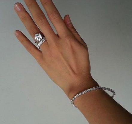 I Love This One 4 Carat Huge Engagement Rings Huge Diamond