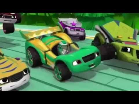 New blaze and the monster machines full episodes race to for Blaze episodi
