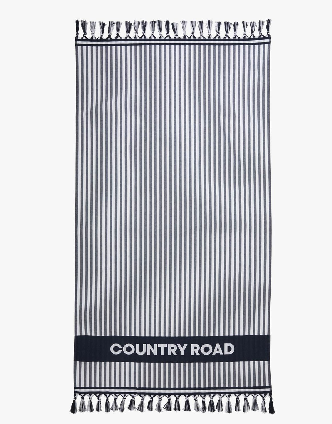 Country Road Coolum Travel Beach Towel Woolworths Co Za Beach Trip Country Roads Beach Towel