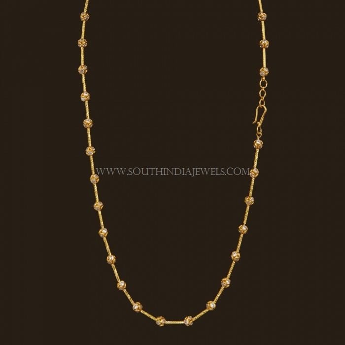 Gold Chain Designs for Women | Gold chain design, Chains and Gold ...