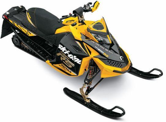 2012 Ski Doo Mx Zx 600 Rs Unveiled Snowmobile Skiing Yamaha