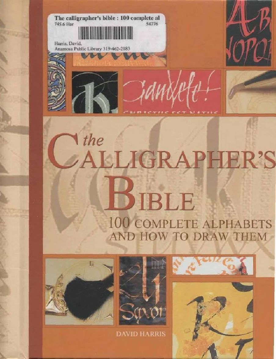 Calligraphy Fonts Books Pdf Calligraphy Bible Pdf Calligraphy Caligrafía Caligrafia