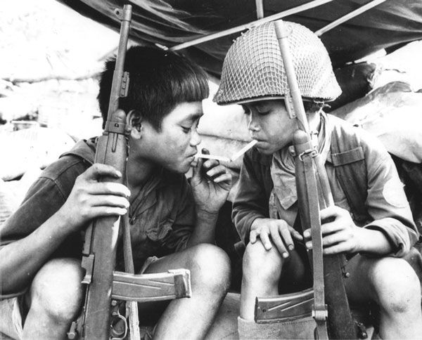 Were American Soldiers Compassionate during the Vietnam War ...