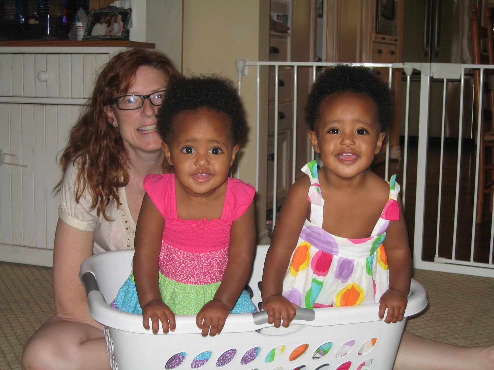 Ethiopian Twins Adoption  Our Ethiopian Babies: The Scherers Adopt
