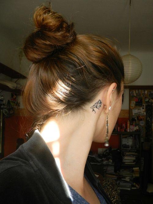 22+ Petit tatouage loup femme inspirations