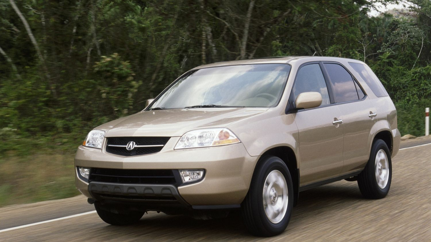 2001 Acura Mdx Owners Manual